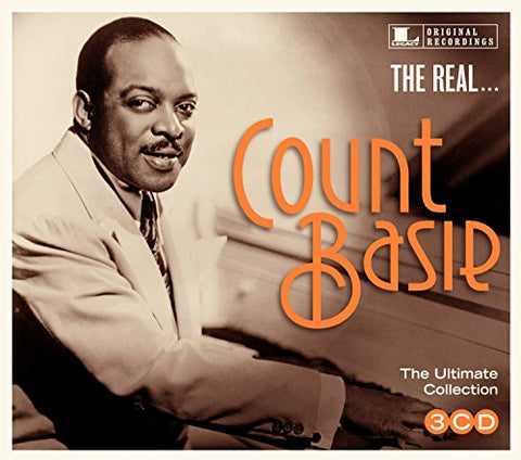 Count Basie - The Real...Count Basie Audio CD
