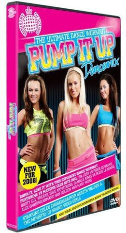 Ministry Of Sound: Pump It Up - Dancemix [DVD]