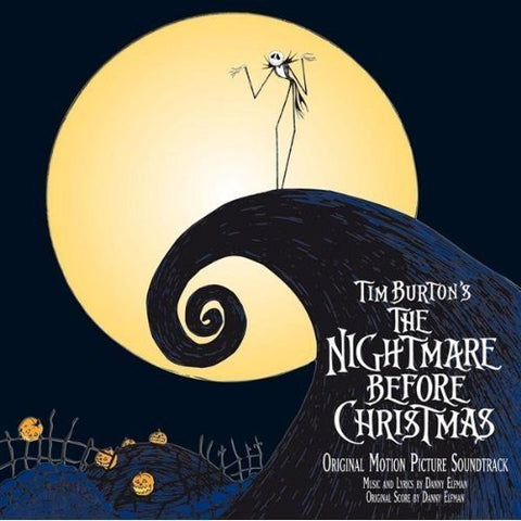 Nightmare Before Christmas Audio CD