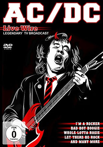Ac/Dc - Livewire Tv Broadcasts 1976-1979 [DVD]