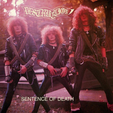 Destruction - Sentence Of Death Audio CD