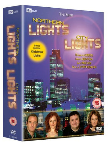 Northern Lights And City Lights Box Set (With Christmas Lights Bonus Disc) [DVD]