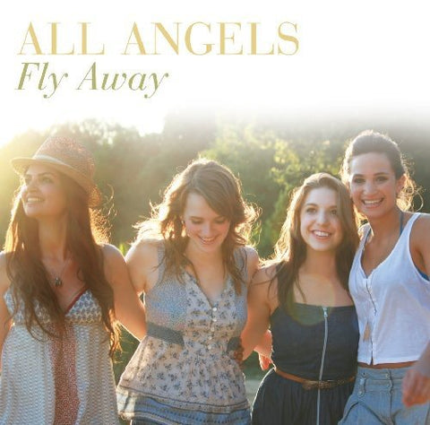 All Angels - Fly Away Audio CD
