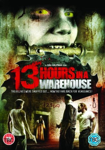 13 Hours In A Warehouse [DVD]