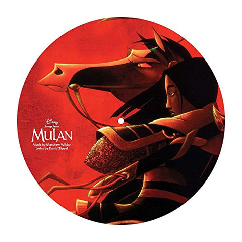 Songs From Mulan - Original Motion Picture Soundtrack (Picture Disc) [VINYL]