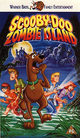 Scooby-Doo: Scooby-Doo on Zombie Island DVD