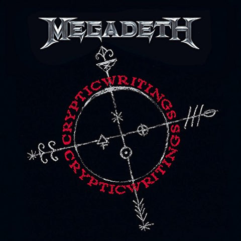 Megadeth - Cryptic Writings Audio CD
