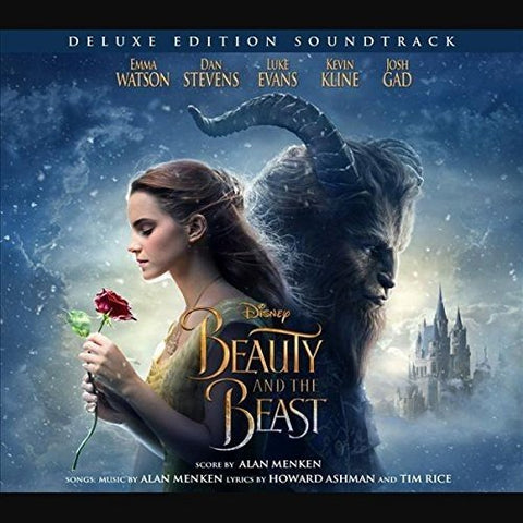 Beauty and the Beast: Original Motion Picture Soundtrack Audio CD