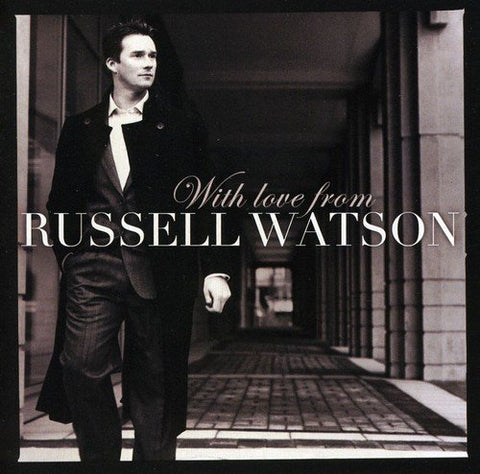 Russell Watson - With Love From Russell Watson Audio CD