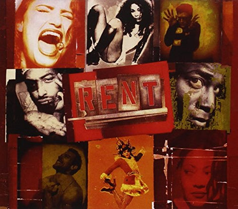 Original Broadway Cast - Rent Audio CD