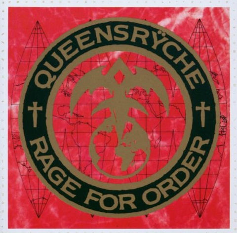 Queensryche - Rage For Order Audio CD