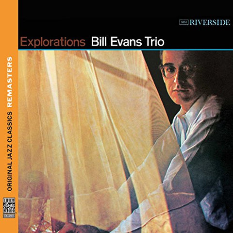 Bill Evans Trio - Explorations [Original Jazz Classics Remasters] Audio CD