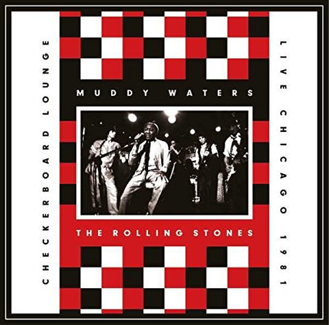 The Rolling Stones - Live At The Checkerboard Lounge Audio CD