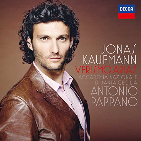 Jonas Kaufmann - Verismo Arias Audio CD