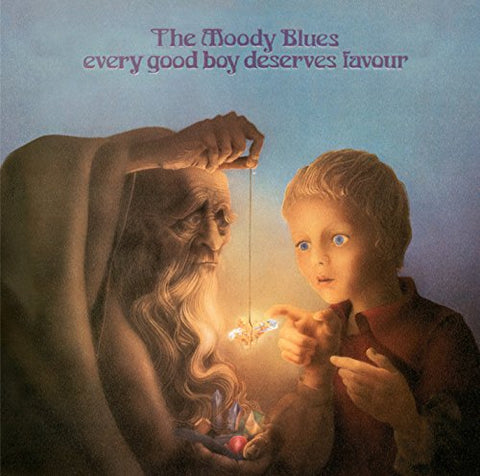 The Moody Blues - Every Good Boy Deserves Favour Audio CD