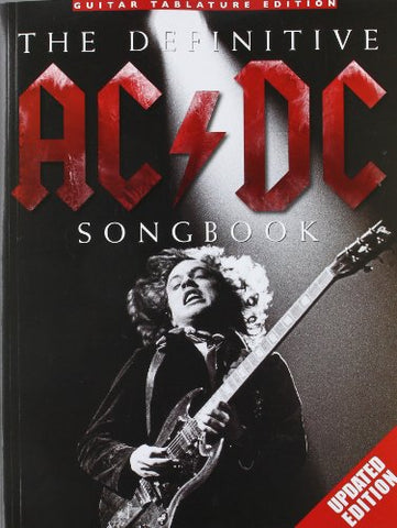 The Definitive AC/DC Songbook - Updated Edition - The Definitive AC/DC Songbook - Updated Edition