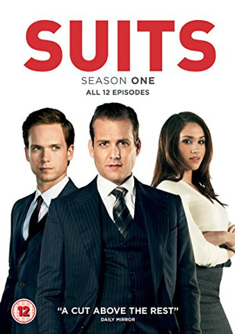 Suits - Season 1 [DVD]