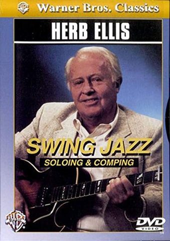 Swing Jazz Soloing and Comping Hardcover