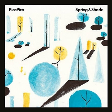 PicaPica - Spring and Shade Audio CD