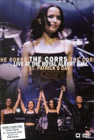 The Corrs: Live At The Royal Albert Hall - St. Patricks Day 1998 [DVD] [2002]