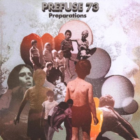 Prefuse 73 - Preparations Audio CD