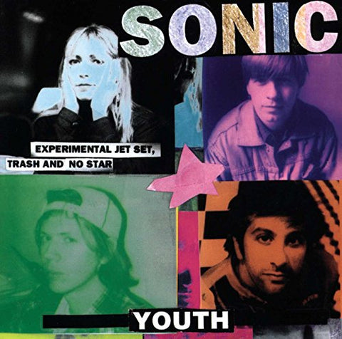 Sonic Youth - Experimental Jet Set Trash and No Star Audio CD