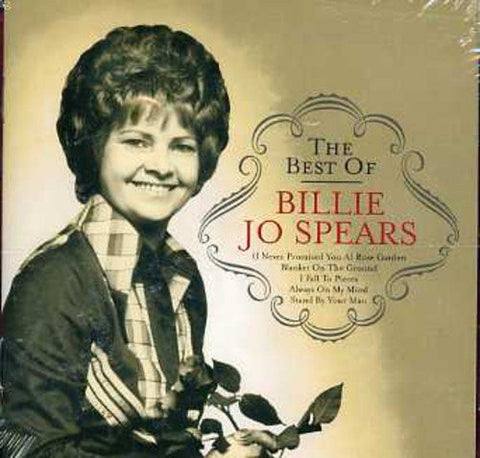 Billie Jo Spears - The Best Of Billie Jo Spears Audio CD
