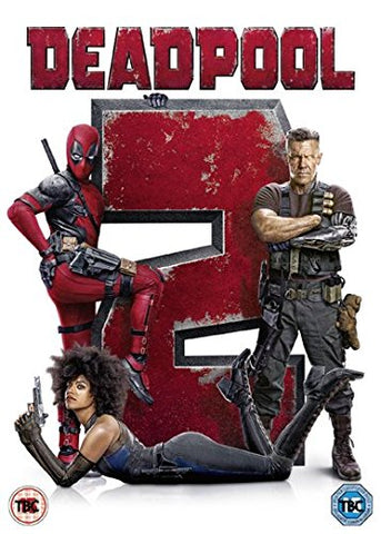 Deadpool 2 - Ryan Reynolds 2018 DVD
