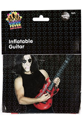 Smiffys Inflatable Guitar