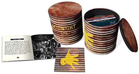 Midnight Oil - The Full Tank: The Complete Album Collection Audio CD
