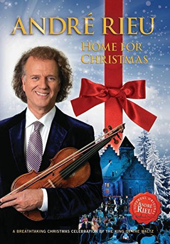 Andre Rieu: Home For Christmas [DVD]