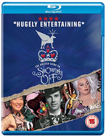 The British Guide to Showing Off  [Blu-ray] Blu-ray