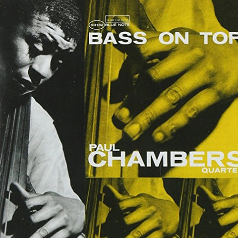 Paul Chambers - Bass On Top (2007 Rudy Van Gelder Edition) Audio CD