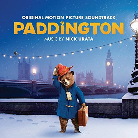 Paddington OST Audio CD