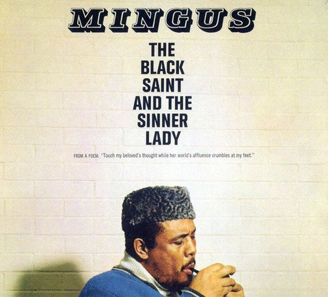 Charles Mingus - The Black Saint And The Sinner Lady Audio CD