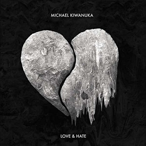Michael Kiwanuka - Love and Hate Sent Sameday* Audio CD