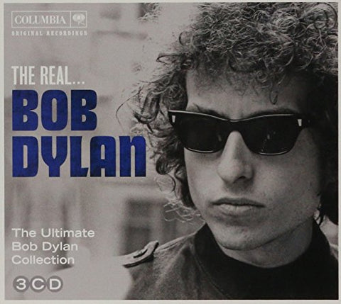 BOB DYLAN - THE REAL BOB DYLAN Audio CD