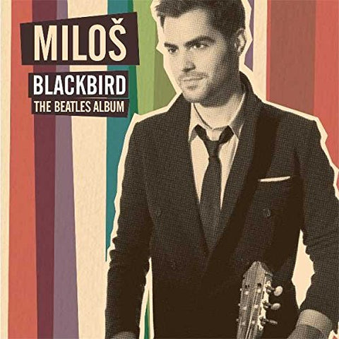 Milos Karadaglic - Blackbird: The Beatles Album Audio CD