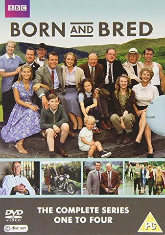 Born and Bred: The Complete Series 1-4 DVD