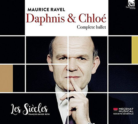 Les Siècles - Ravel: Daphnis and Chloe Audio CD