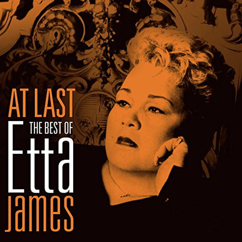 Etta James - At Last - The Best Of Audio CD