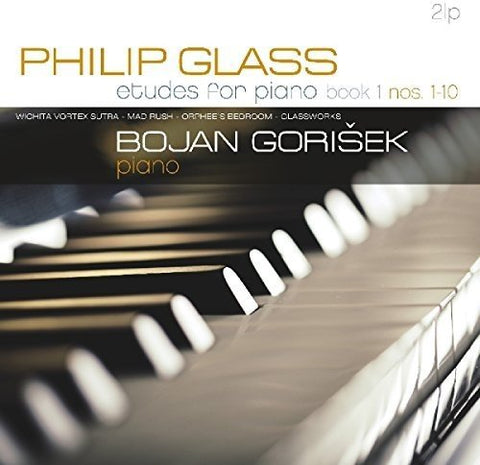 Philip Glass - Etudes for Piano 1-10 [VINYL]
