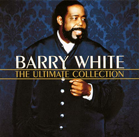 Barry White - Ultimate Collection Audio CD