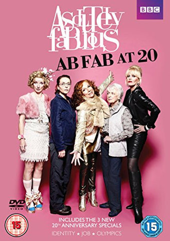 Absolutely Fabulous: Ab Fab at 20 - The 2012 Specials [DVD]