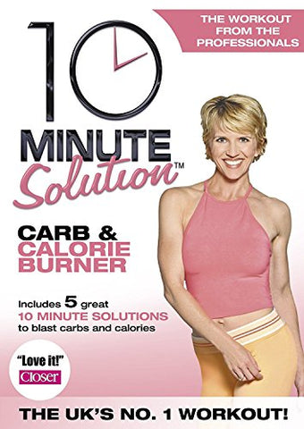 10 Minute Solution - Carb And Calorie Burner [DVD]