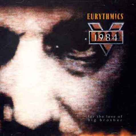 Eurythmics - 1984 for Love of Big Brother Audio CD
