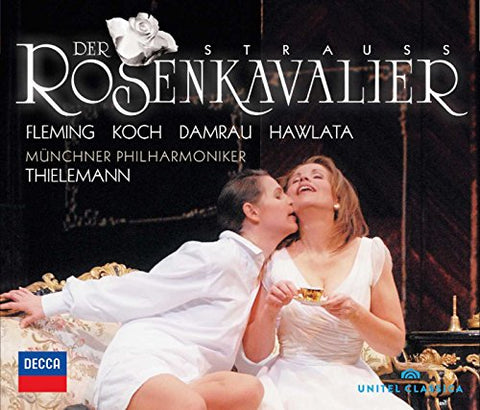 Renee Fleming - Strauss, R.: Der Rosenkavalier Audio CD