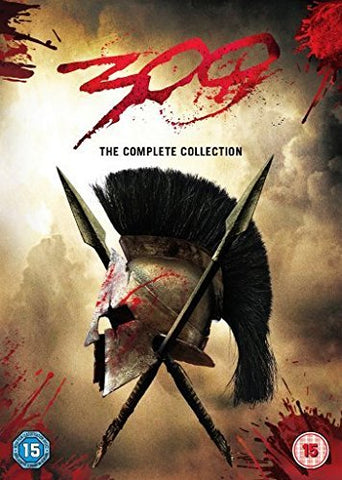 300 / 300: Rise of an Empire Double Pack [DVD] [2007]