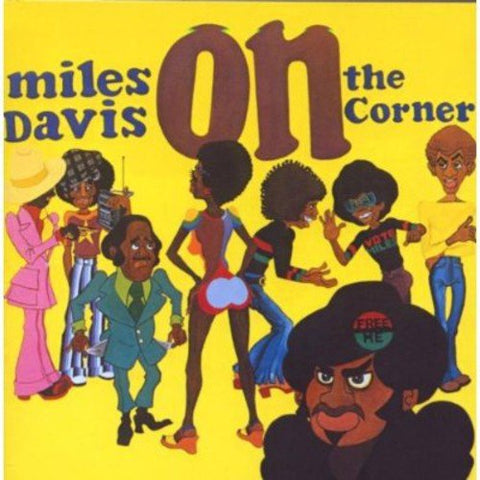 Miles Davis - On The Corner Audio CD