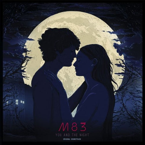 M83 - YOU AND THE NIGHT Audio CD